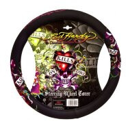Оплётка на руль SWC ED HARDY LOVE KILLS