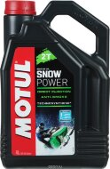 Motul Snowpower Synthetic 2T (4л) Масло моторное